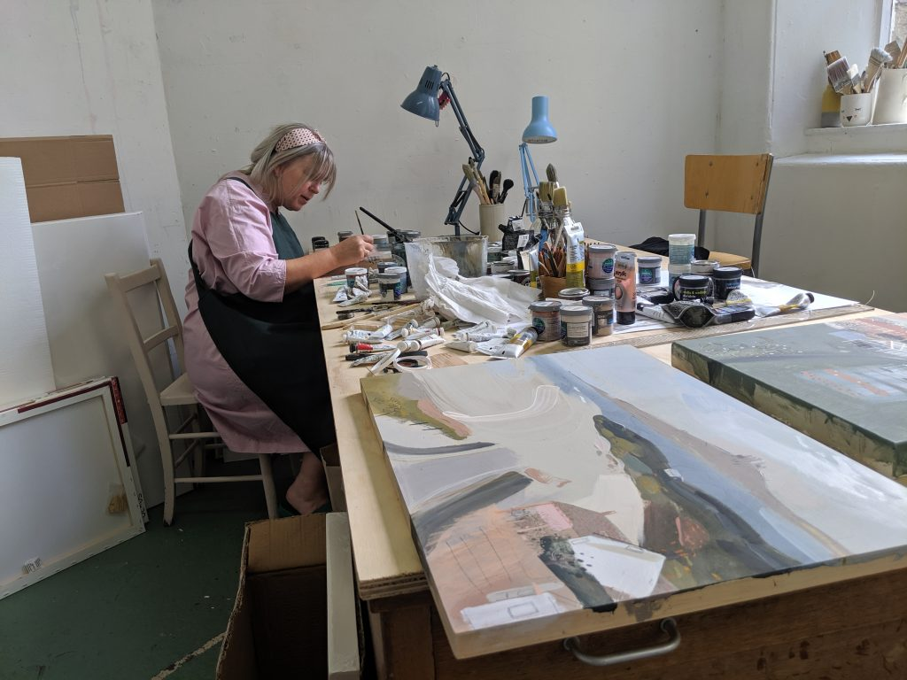 Studios at West Yorkshire Print Workshop