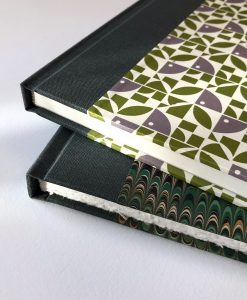 Bookbinding examples