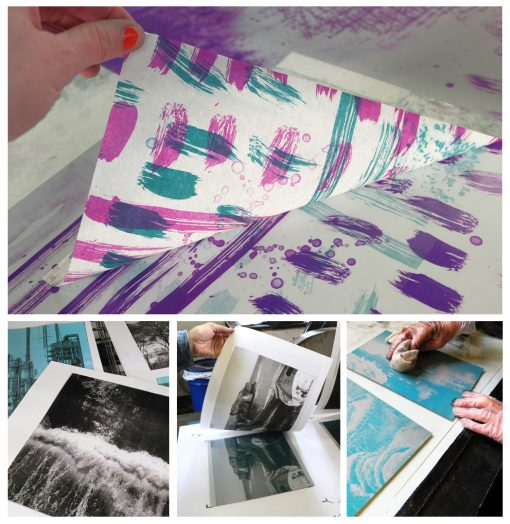 Examples of Photo-Plate Lithography