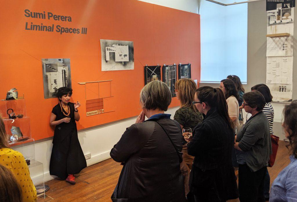 Sumi Perera artist talk