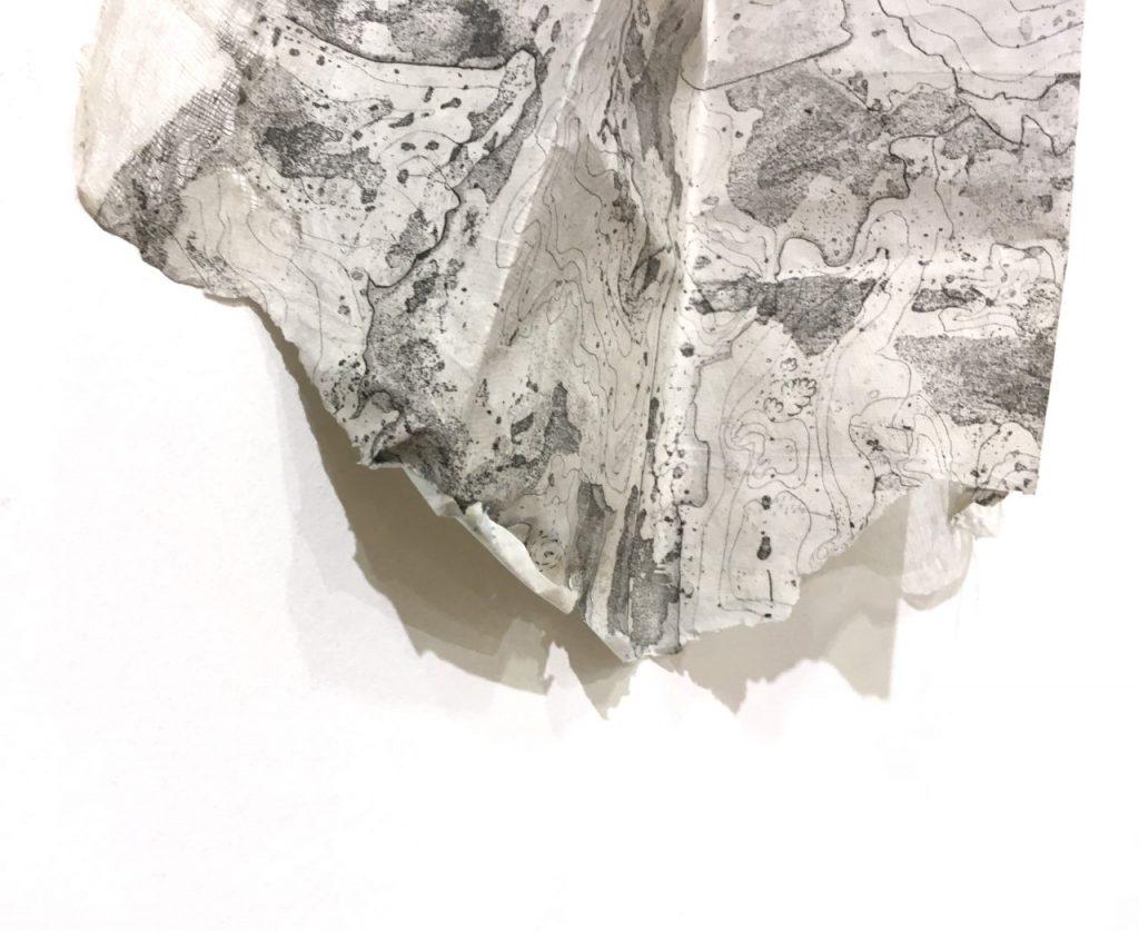 Sue Wright, Print sculpture