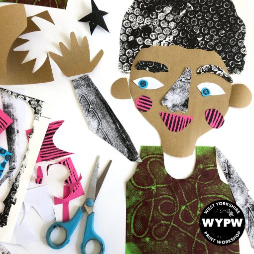 wypw printed people young printers kit