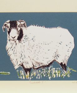 Nat Deane, Swaledale I, Screen print