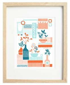 caroline pratt screen print