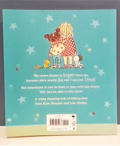 My Sister is Bigger than Me By Kate Maryon and Lisa Stubbs