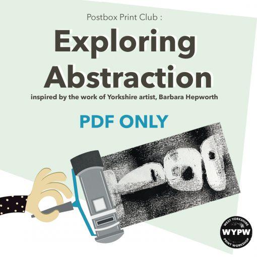 downloadable PDF instruction packs