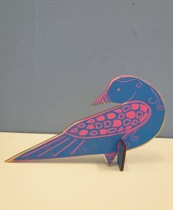 Samantha Groom proud bird