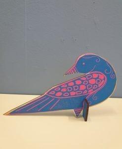 Samantha Groom proud bird