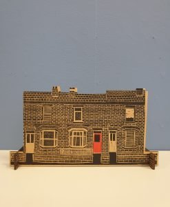 Samantha Groom terraced houses