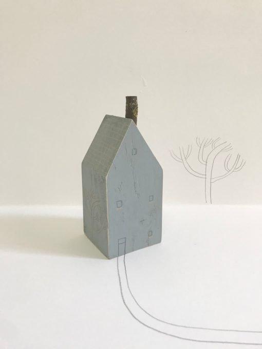 Janine Burrows Blue Huis