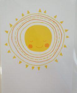 Sunshine card by Debbie G