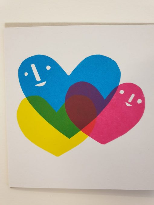 Lisa Stubbs hearts card