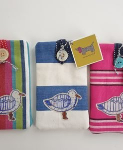 Glasses cases by Made With Love By Sally