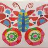 Butterfly card by Sam Groom