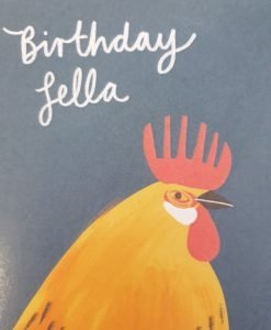 Birthday Fella card by Stephanie Cole Designs
