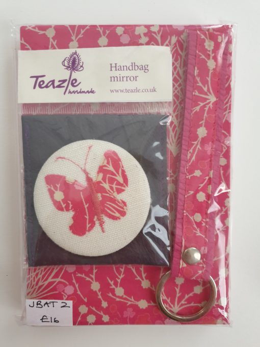 Notebook and mirror set by Teazle