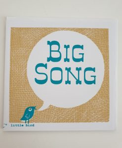 Big Song card by Lisa Stubbs