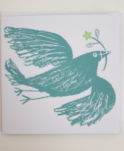 Bird card by Lisa Stubbs