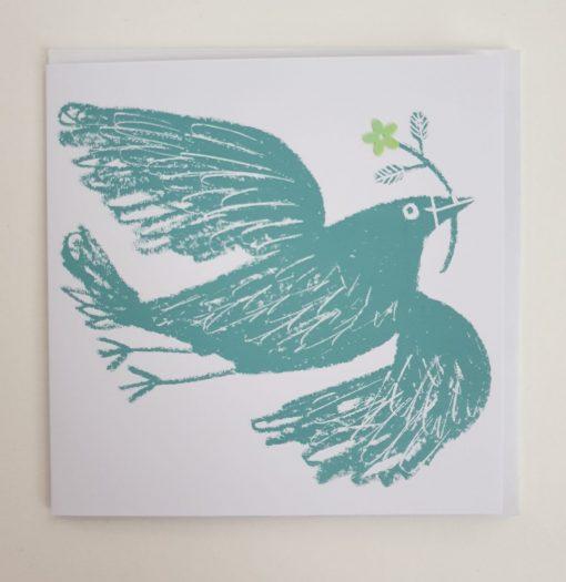 Bird card by Lisa Stubbs