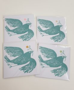 Bird cards by Lisa Stubbs