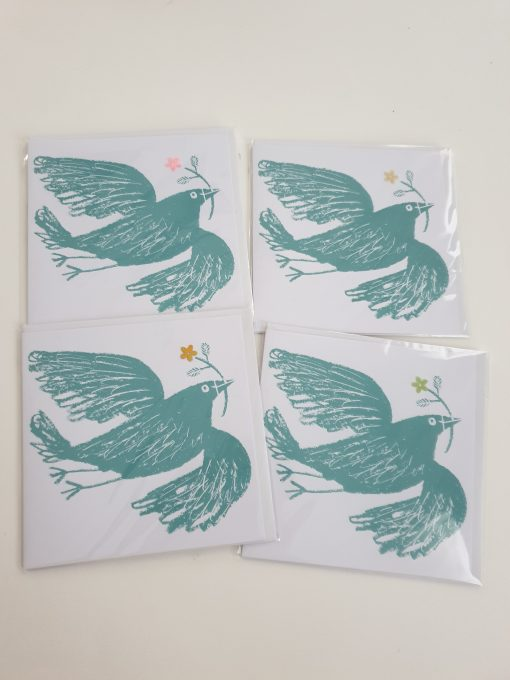 Bird cards by Lisa Stubbs