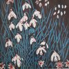 Rachel Knowles snowdrops card